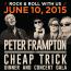 Peter Frampton & Cheap Trick Headline Don Diego June 10 Gala at the Fair