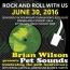 Enjoy Fun, Fun, Fun with Brian Wilson at June 30 Don Diego Dinner and Gala at the Fair