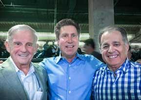 3 Don Diego chairmen