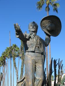 Don Diego Statue