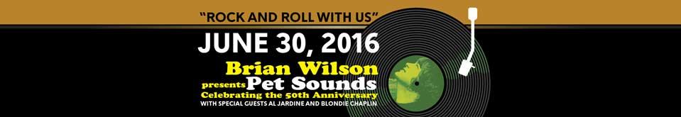 June 30 Brian Wilson concert