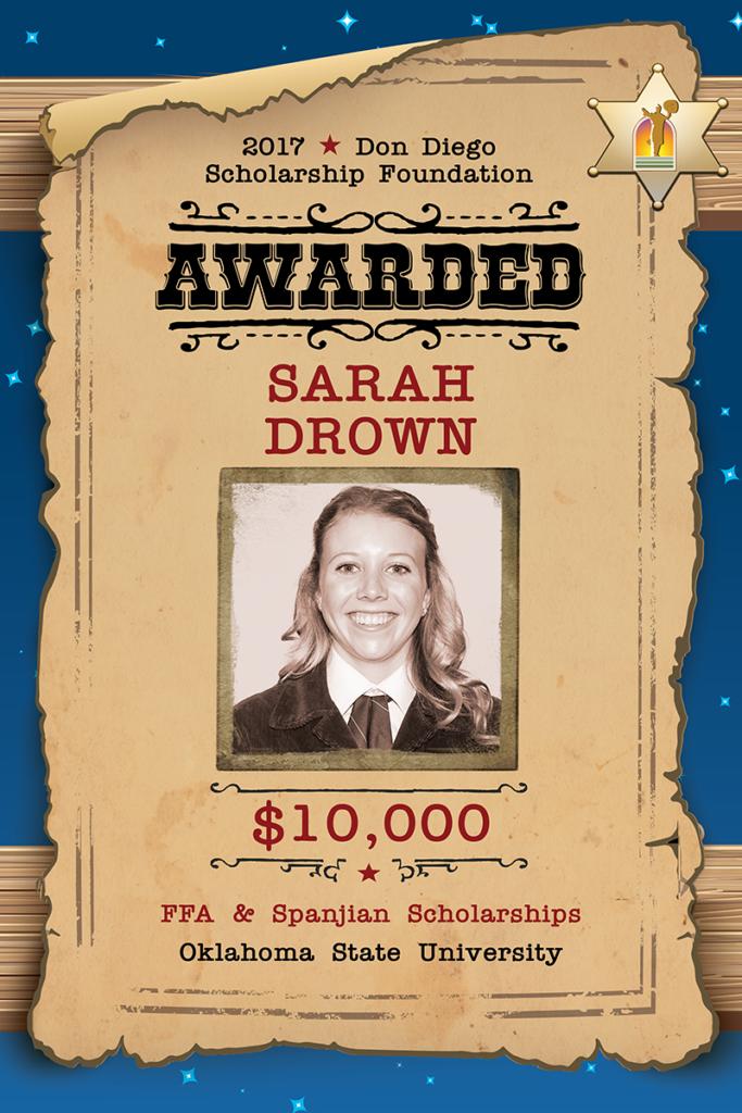 Sarah Drown