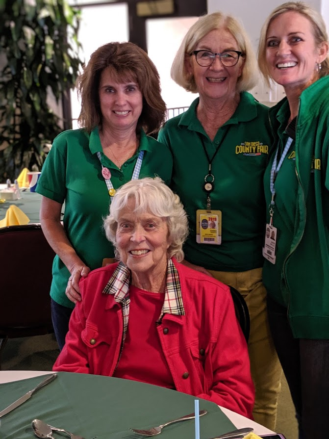 Del Mar's Jill Coughlin Honored for 30 Years as San Diego